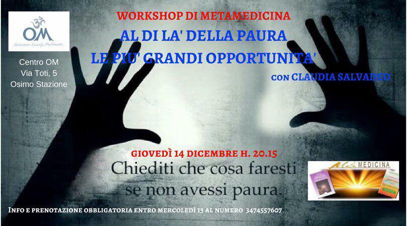 Workshop metamedicina